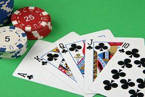 Casino kortspel poäng