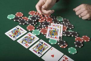 Koncept för Texas Hold'em