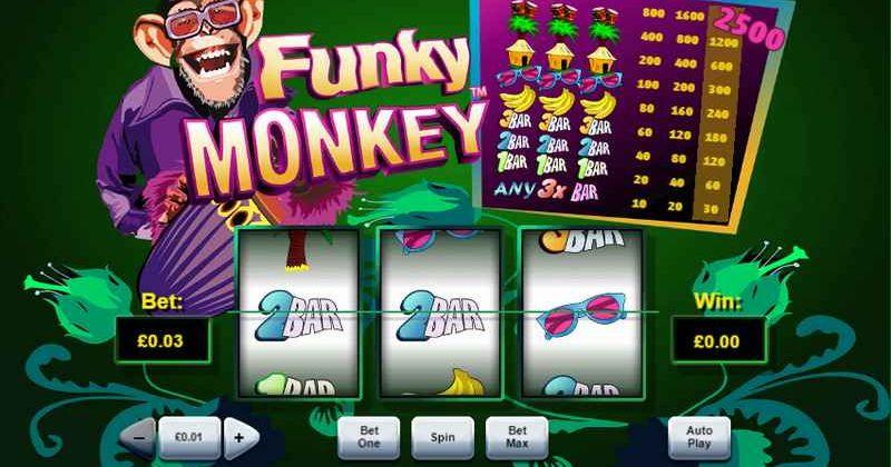 Spela på Funky monkey online slot från Playtech spelautomat gratis nu | Casino Sverige