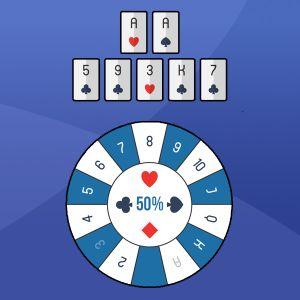 odds för att vinna