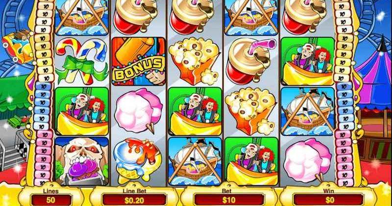 Spela på Thrill Seekers online slot från Playtech spelautomat gratis nu   Casino Sverige