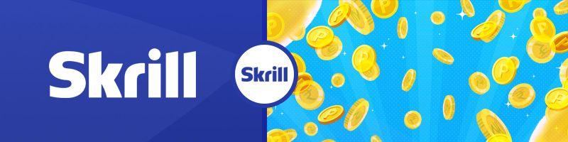 Bästa bonusarna för casino med Skrill