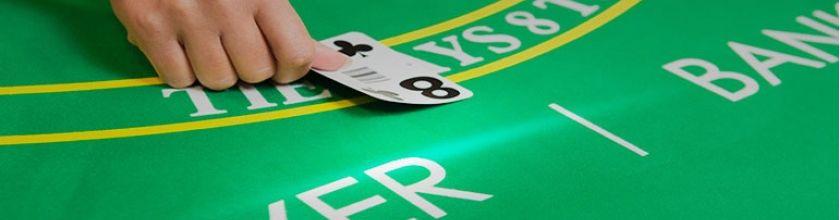 Casino game Live Baccarat
