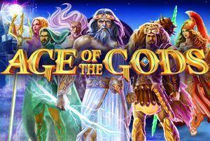 Age of the Gods slotmaskiner
