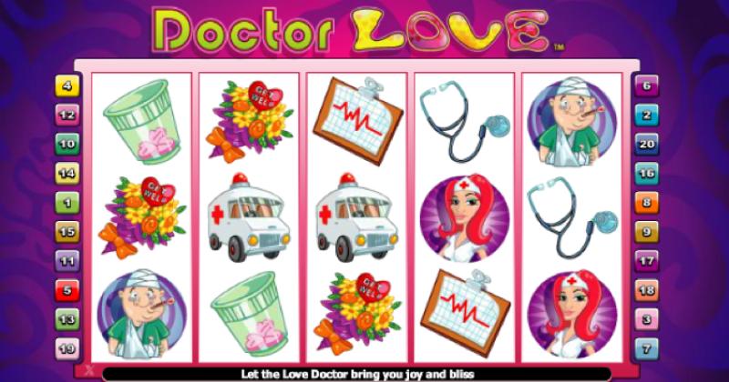 Spela på Doctor Love från NextGen spelautomat gratis nu | Casino Sverige