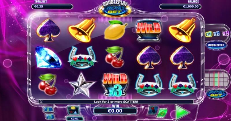 Spela på Double Play Superbet från NextGen spelautomat gratis nu   Casino Sverige
