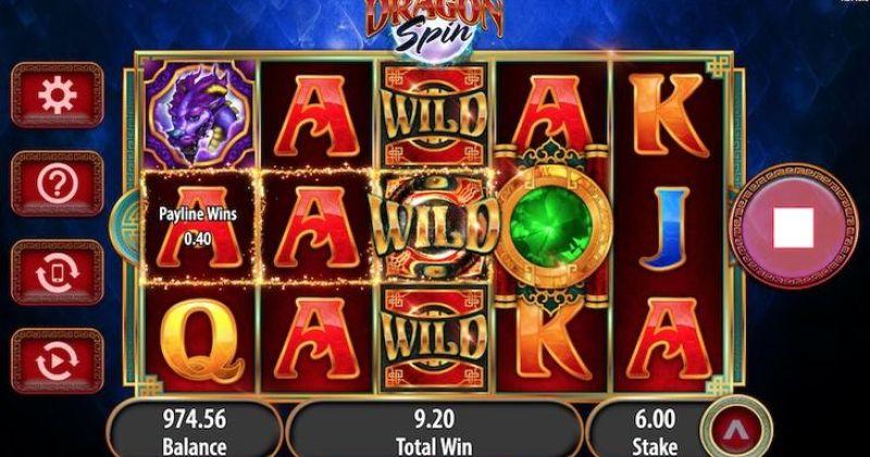 Spela på Dragon Spin online slot från Bally spelautomat gratis nu | Casino Sverige