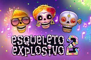 Spelautomaten Esqueleto Explosivo 2