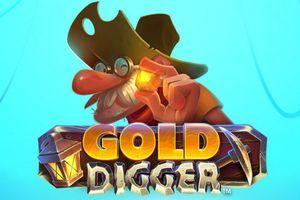 Spelautomaten Gold Digger