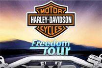 Harley Davidson Freedom Tour: spelautomat online från IGT