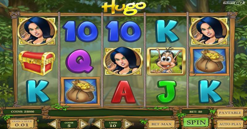 Spela på Hugo slot online från Play'n GO spelautomat gratis nu | Casino Sverige