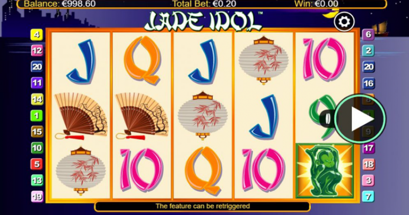 Spela på Recension av Jade Idol slot spel från Nextgen spelautomat gratis nu   Casino Sverige