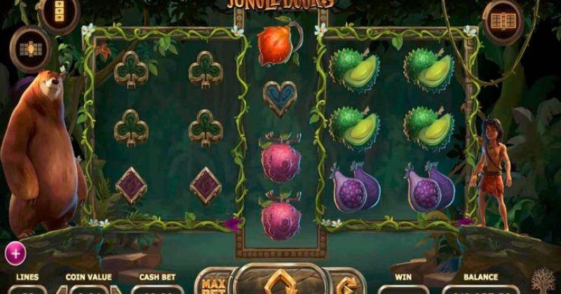 Spela på Jungle Books slot från Yggdrasil spelautomat gratis nu | Casino Sverige