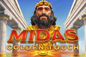 Spelautomaten Midas Golden Touch