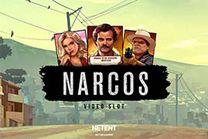 Narcos: spelautomat online från NetEnt