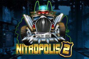 Nitropolis 2 slotmaskiner