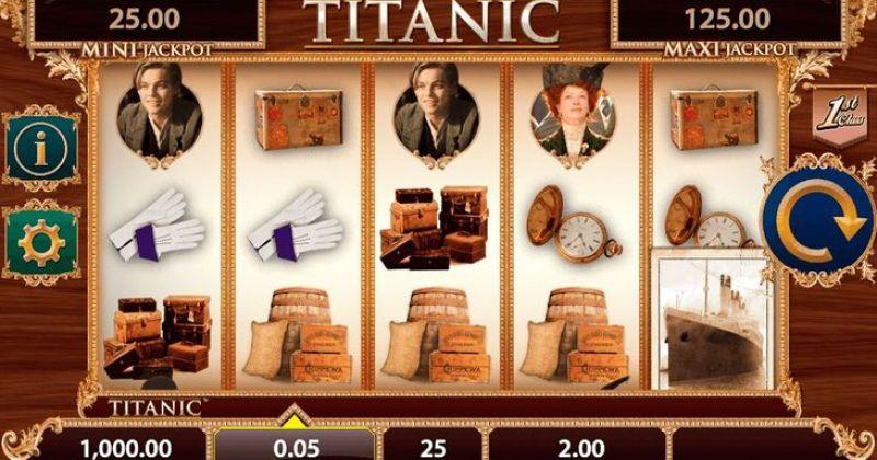 Spela på Titanic slot online från Bally spelautomat gratis nu   Casino Sverige