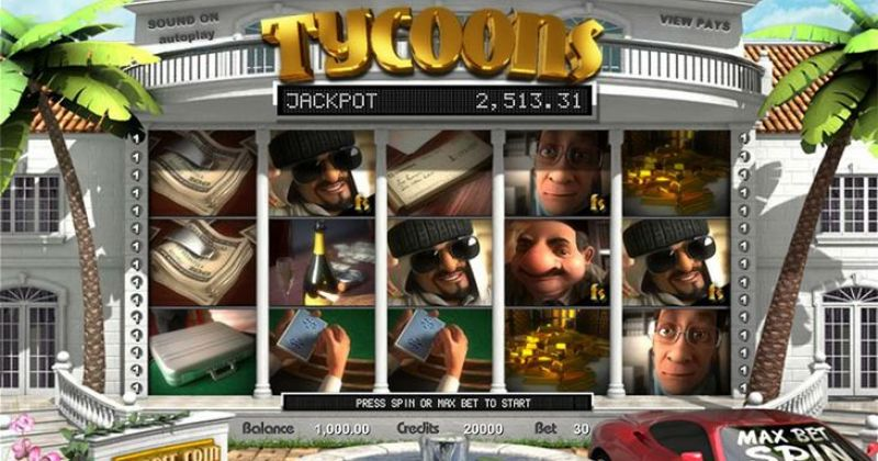 Spela på Tycoons slot online från Betsoft spelautomat gratis nu | Casino Sverige