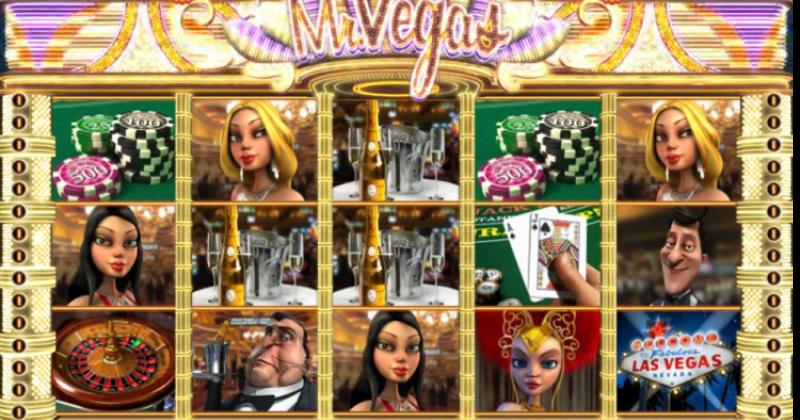 Spela på Mr. Vegas från Betsoft spelautomat gratis nu | Casino Sverige