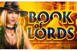 Book of Lords onlineslot från Amatic recension