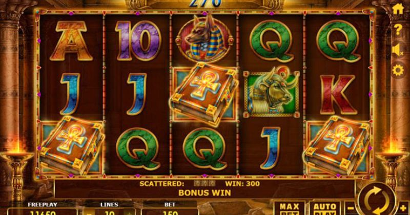 Spela på Book of Lords onlineslot från Amatic spelautomat gratis nu | Casino Sverige