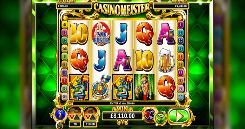 Spela på Casinomeister onlineslot från Nextgen spelautomat gratis nu | Casino Sverige