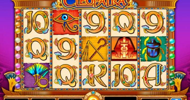 Spela på Cleopatra online slot från IGT spelautomat gratis nu | Casino Sverige