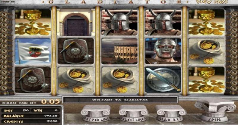 Spela på Gladiator slot online från Betsoft spelautomat gratis nu | Casino Sverige