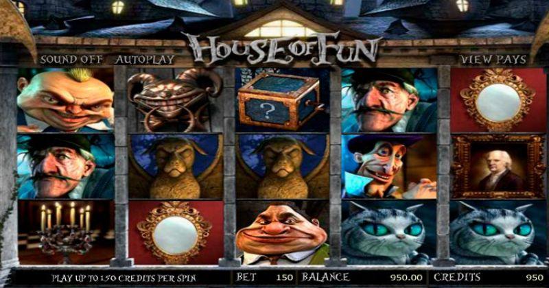 Spela på House of Fun slot online från Betsoft spelautomat gratis nu | Casino Sverige