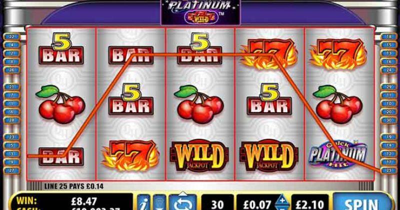 Spela på Quick Hit Platinum online slot från Bally spelautomat gratis nu | Casino Sverige