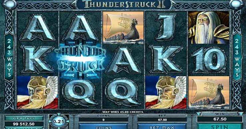Spela på Thunderstruck 2 onlineslot från Microgaming spelautomat gratis nu | Casino Sverige