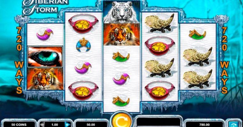 Spela på Siberian Storm online slot skapat av IGT spelautomat gratis nu   Casino Sverige
