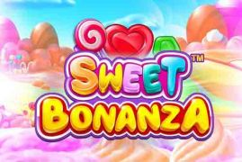 Sweet Bonanza onlineslot från Pragmatic play