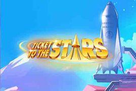 Ticket to the stars slot online från Quickspin