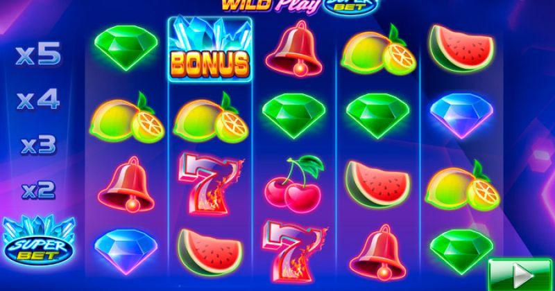 Spela på Wild Play slot online från NextGen spelautomat gratis nu   Casino Sverige